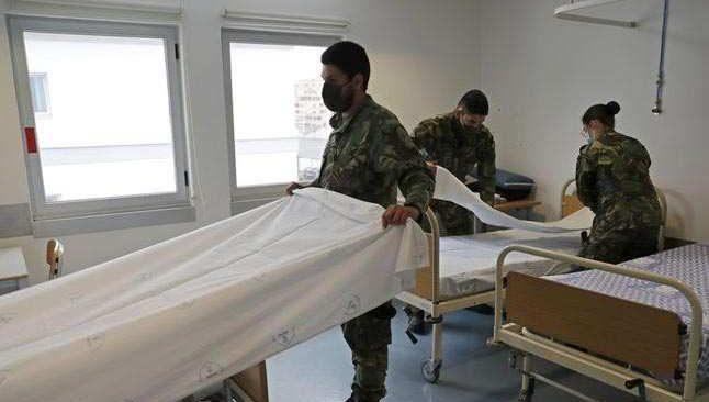 Alman ordusundan o ülkeye tıbbi destek