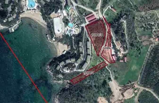 TOKİ İzmir'deki turizm arazilerini açık artımayla satıyor