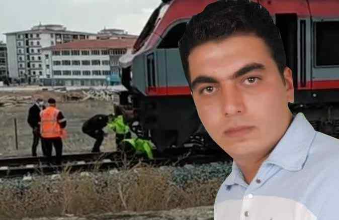 Amasya'da feci tren kazası