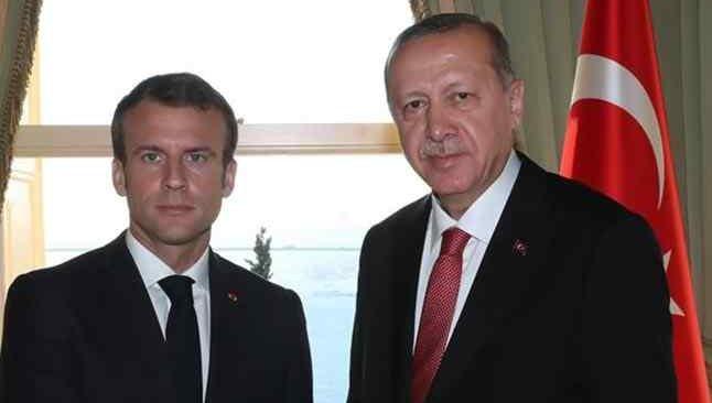Bakan Çavuşoğlu duyurdu: Macron'dan, Türkiye adımı