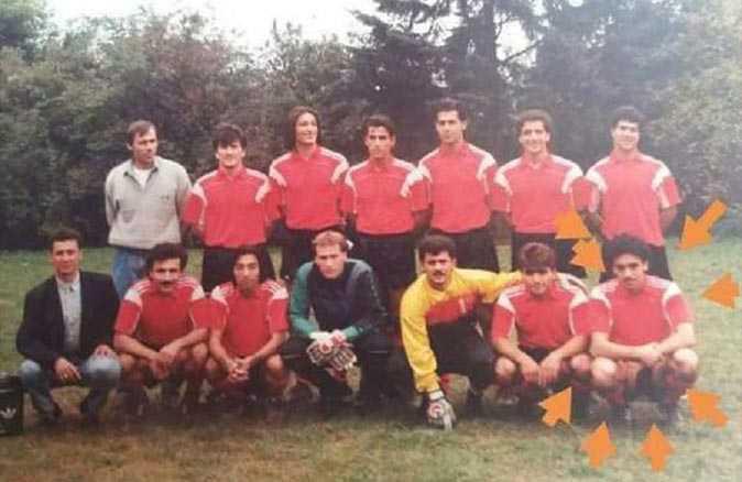 Dünyaya umut olan Prof. Uğur Şahin amatör futbolcu çıktı