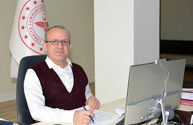 Antalya İl Sağlık Müdürü Dr. Ünal Hülür: