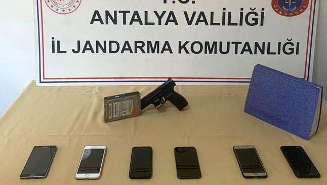 Muratpaşa ve Manavgat yasa dışı bahis operasyonu