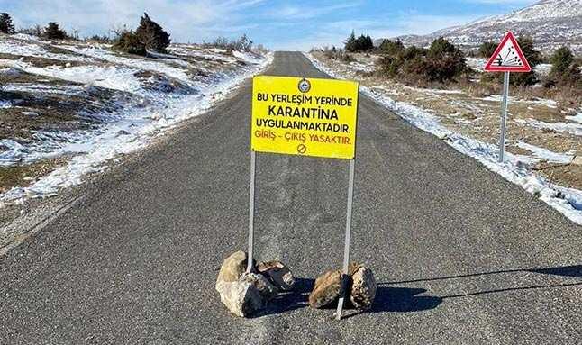 Diyarbakır ve Tunceli'de mutasyonlu koronavirüs tespit edildi