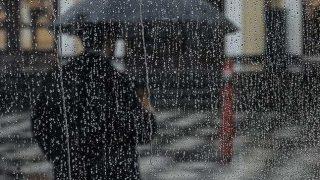 25 Ocak 2021 Pazartesi Antalya hava durumu