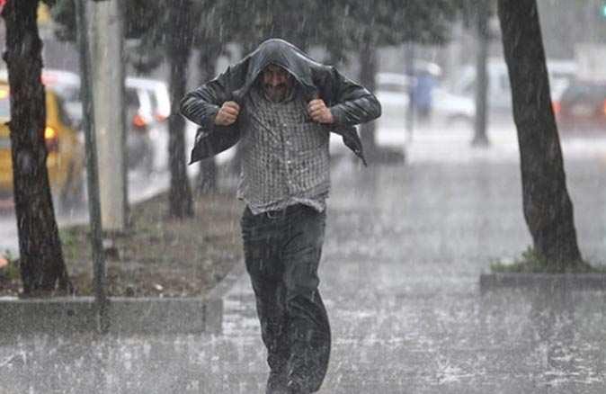 Meteoroloji'den kar ve kuvvetli yağmur uyarısı