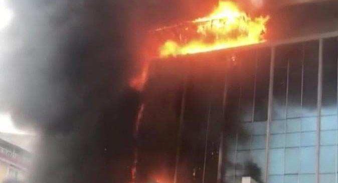SON DAKİKA! Huzurevinde yangın! 15 kişi hayatını kaybetti