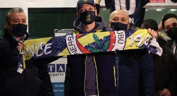 Mesut Özil'in Fenerbahçe için büyük fedakarlığı