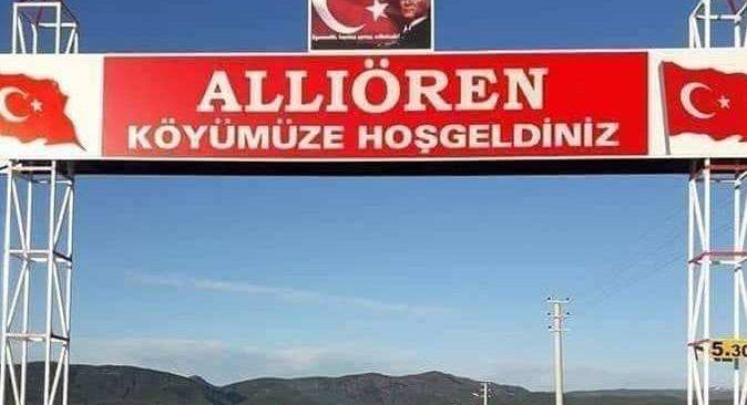 Kütahya'da Allıören Köyü 10 günlük karantinaya alındı