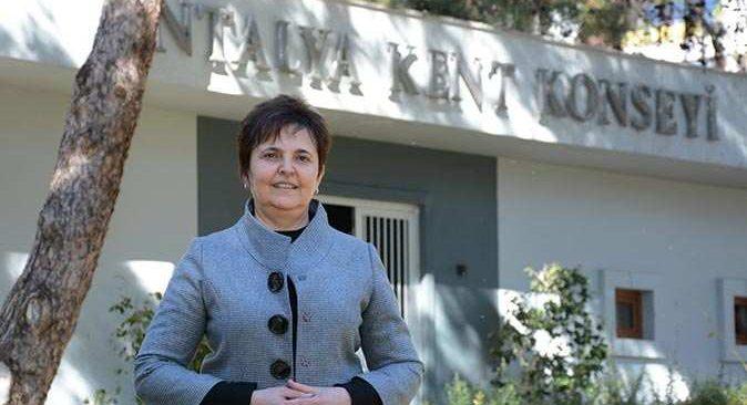 Antalya Kent Konseyi Başkanı Semanur Kurt: Nüfus artış hızında pandeminin etkisi var