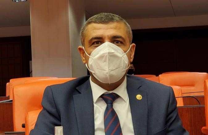 Milletvekili Ali Muhittin Taşdoğan'dan Gaziantep'e spor salonu talebi