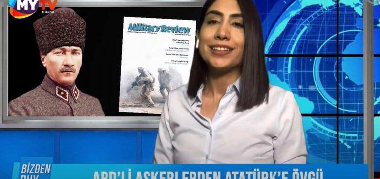 Bizden Duy 1 Şubat 2021 Dünya Gündemi - Atatürk'e Övgü. Somali'deki Saldırıyı kim düzenledi?