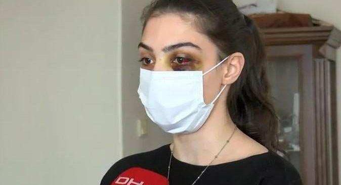 Telefonda video izlediği için kocası tarafından şiddet gören kadın isyan etti: 'Ölmeyi mi bekleyeyim?'