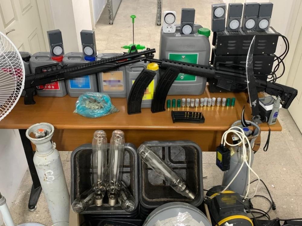 Torbacı operasyonunda çok sayıda gözaltı