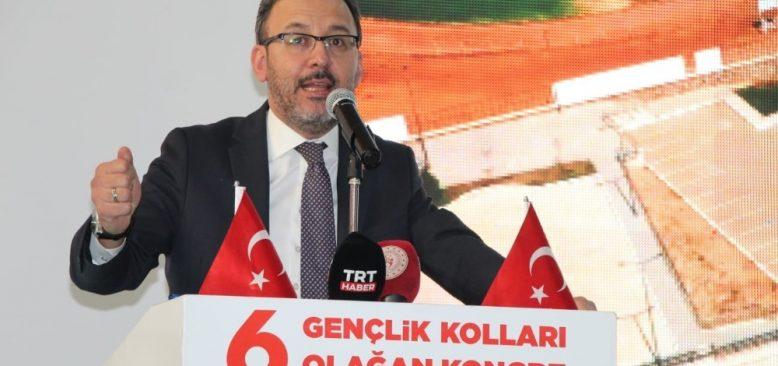 Bakan Kasapoğlu: Biz sıradan bir parti değiliz