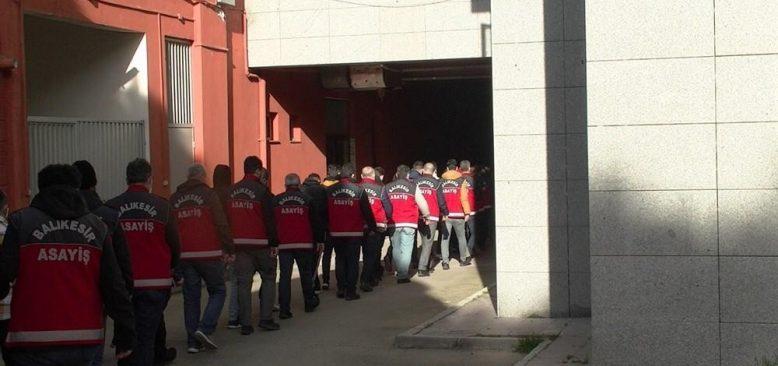 Jigolo dolandırıcılığında 28 tutuklama