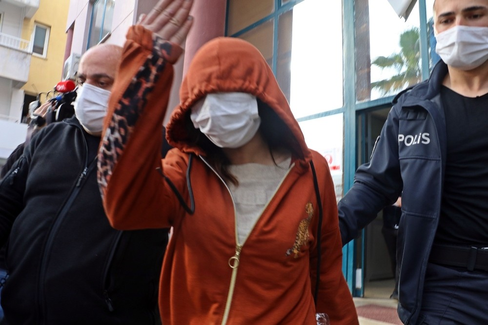 Sürücülerin kabusu olan o sevgililer tutuklandı