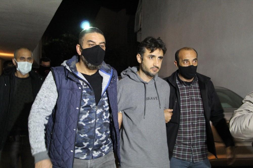 Firari çocuk katili, film gibi operasyonla yakalandı