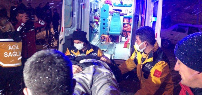 Otobüs kazasında ölü ve yaralıların kimliği belli oldu