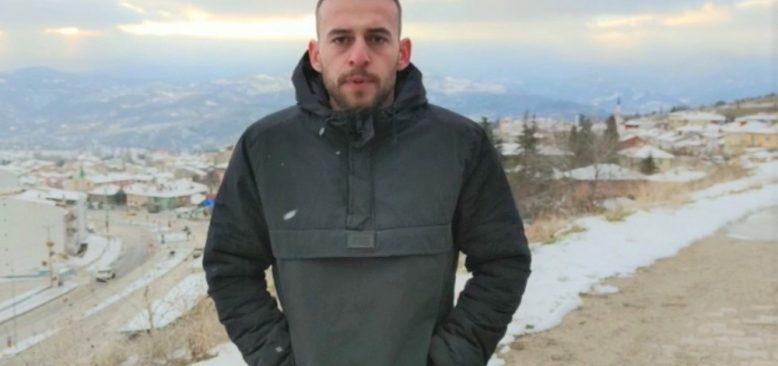 Genç rapçi Ferhat Tuğcu, sözleri kendisine ait şarkısına klip çekti