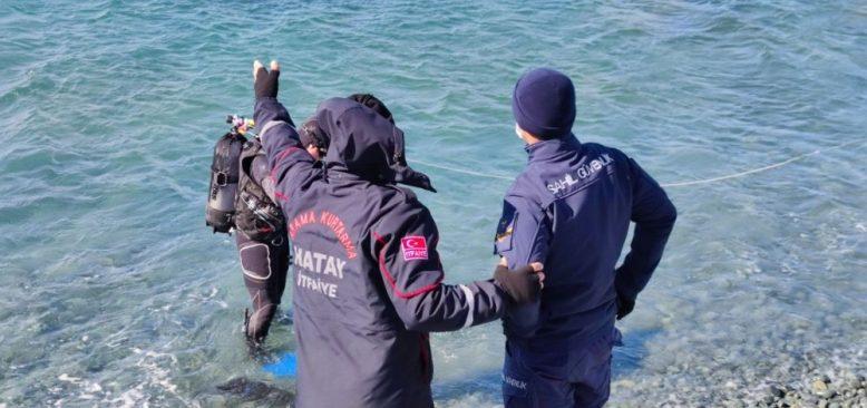 Denizde kaybolan genç 2 aydır aranıyor