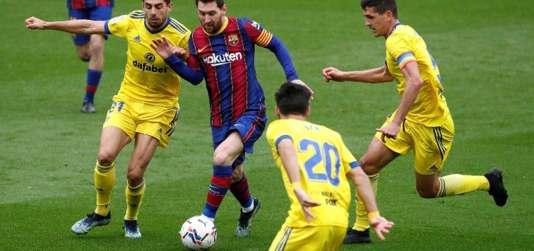 Lionel Messi'den bir rekor daha