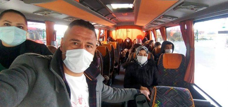Manavgat Belediyesi'nden ulaşım desteği