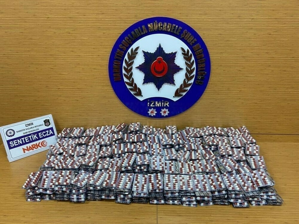 Uyuşturucu operasyonlarında 23 tutuklama