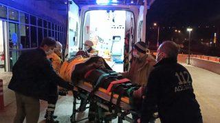 Maden ocağında patlama: 1'i ağır 2 yaralı