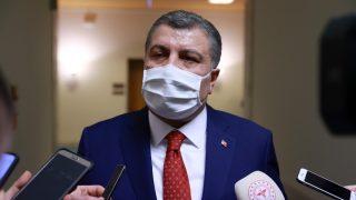 Sağlık Bakanı Koca