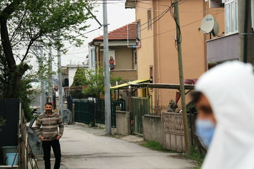 Sakarya'da 476 kişi karantina altında