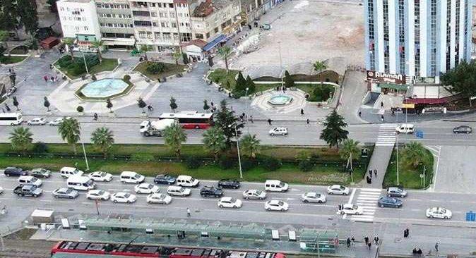 Samsun Akıllı Şehir Trafik Güvenliği Projesi hayata geçiyor