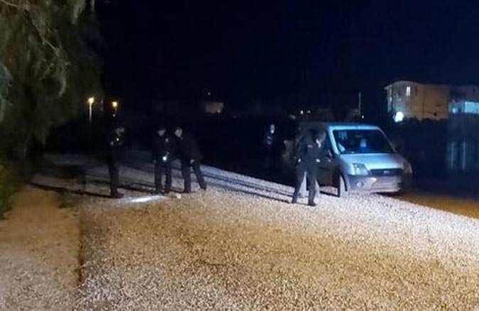 Antalya'da silahlar patladı