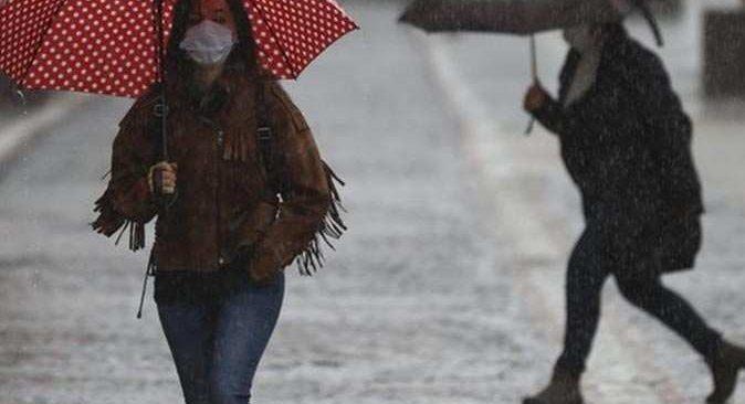 Meteoroloji'den yurt genelinde sağanak uyarısı