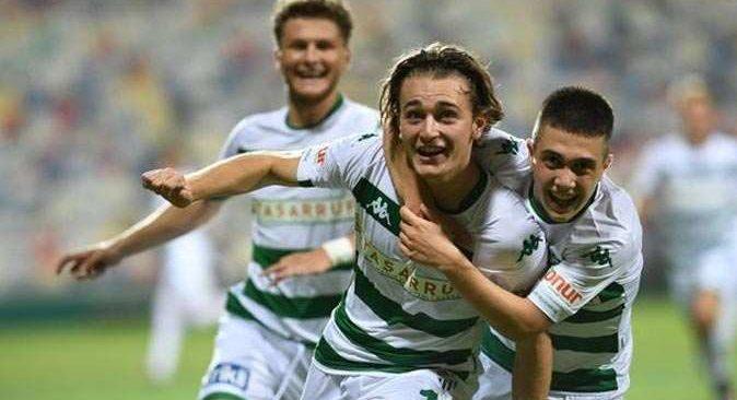 Bursasporlu Ali Akman Eintracht Frankfurt'a transfer oldu