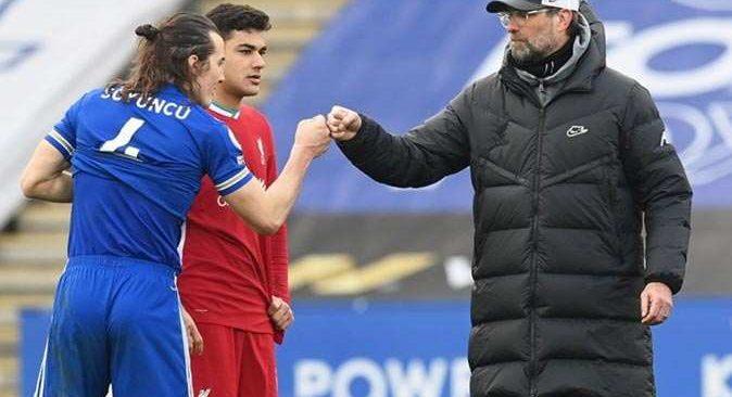 Leicester City'den genç futbolcuya zamlı sözleşme
