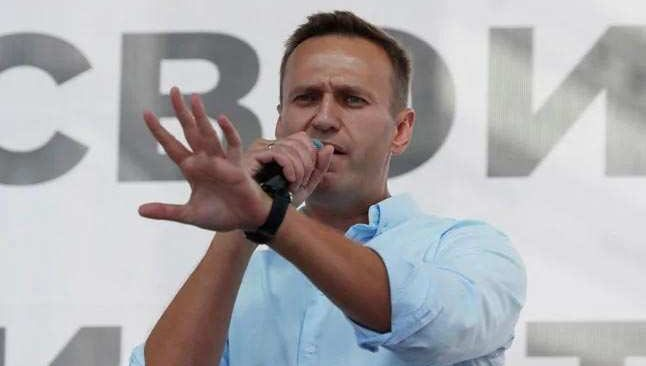 "AB'den Rusya'ya ""Navalny"" yaptırımı"