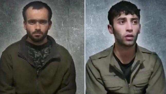 Gara'da yakalanan iki teröristin itirafları ortaya çıktı!