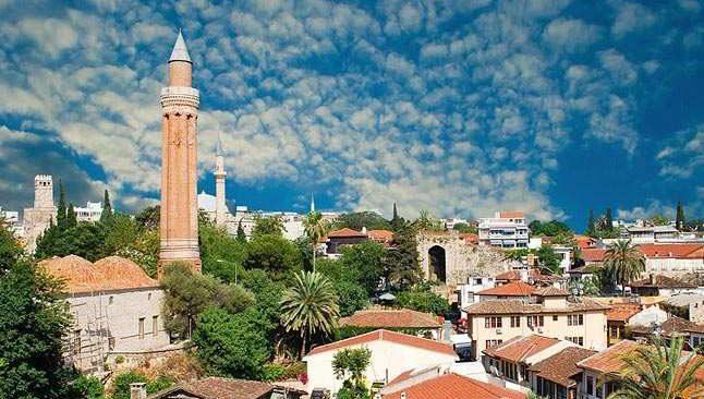 20 Şubat 2021 Cumartesi Antalya hava durumu