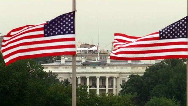 ABD'de Covid-19'dan ölenler için bayraklar yarıya indirilecek