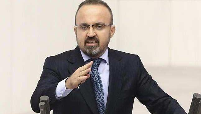 AK Partili Turan, CHP'li vekillerin istifasını değerlendirdi