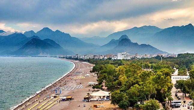 1 Şubat 2021 Antalya hava durumu