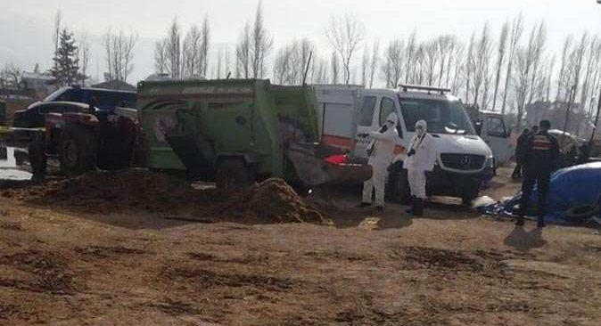 Afyonkarahisar'da kahreden ölüm! 17 yaşındaki genç yem karma makinesine düşerek can verdi