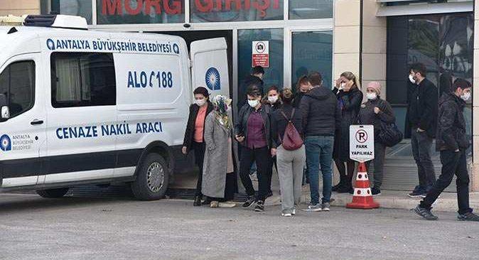 Ali Kazım Ülker'in cenazesi morgdan alındı