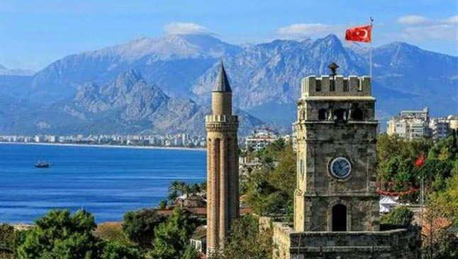 11 Şubat 2021 Perşembe Antalya hava durumu