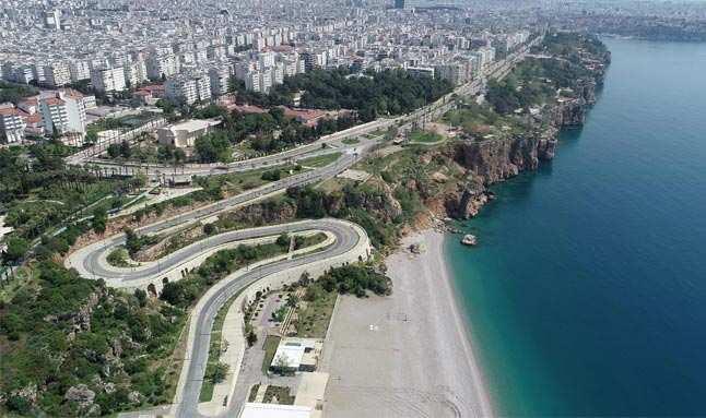 27 Şubat 2021 Cumartesi Antalya hava durumu