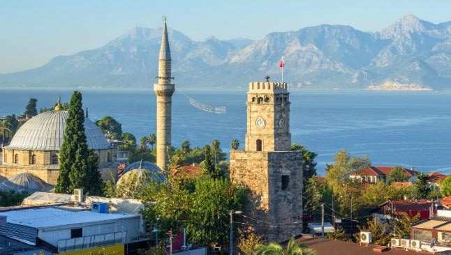 2 Şubat 2021 Salı Antalya hava durumu