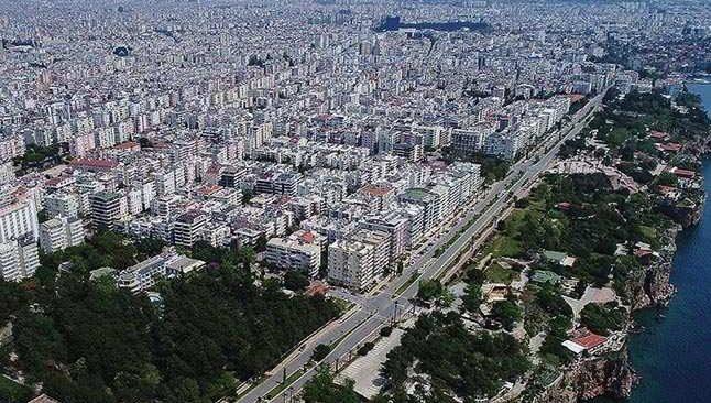 7 Şubat 2021 Pazar Antalya hava durumu