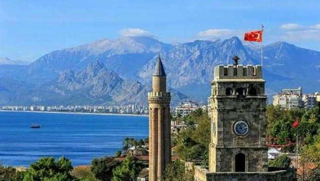 13 Şubat 2021 Cumartesi Antalya hava durumu