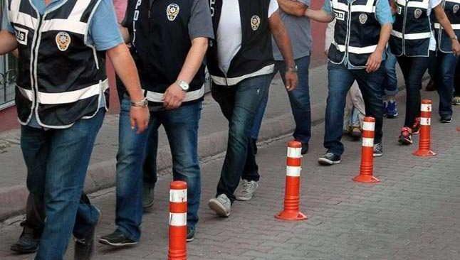 Antalya'da FETÖPDY operasyonu... Gözaltılar var